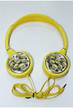 Carla Cartoon Headphone