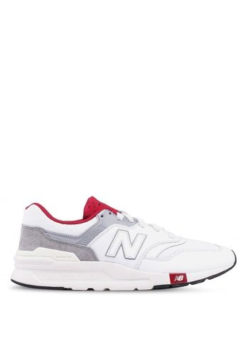 New Balance white 997H Lifestyle Shoes A9D55SH9868A7DGS_1