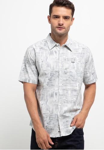 Spyderbilt grey Virmiz Men Shirt 73A77AAC7597C0GS_1