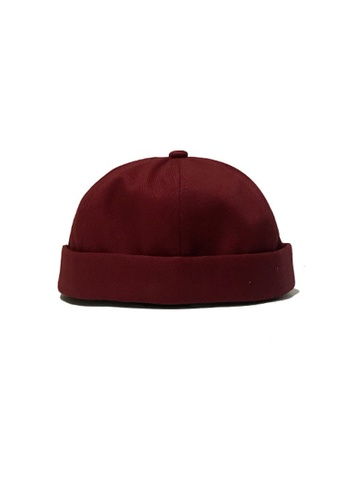 Kings Collection red Red Miki Hat (KCHT2024) C0F0CAC27E73A6GS_1