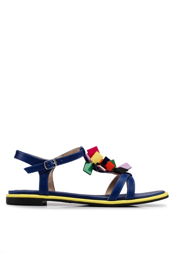 BETSY blue Aaliyah Sandals 39CA8SHAEC9431GS_1