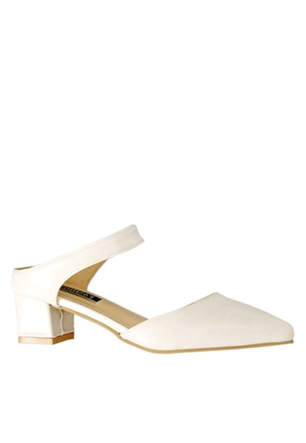 Twenty Eight Shoes Simple Mid Heel Shoes VL612 81020SHAA3E8DCGS_1