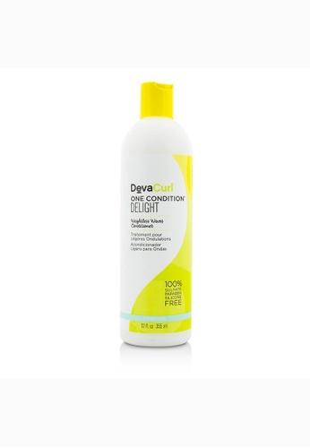 Deva Curl DEVA CURL - One Condition Delight (Weightless Waves Conditioner - For Wavy Hair) 355ml/12oz 52758BEAC095DBGS_1