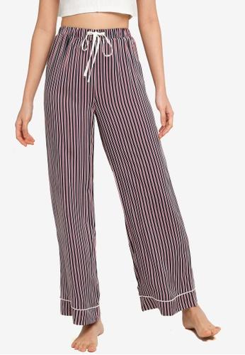ZALORA BASICS multi Lounge Lightweight Pyjama Pants C79BBAAC3803A9GS_1
