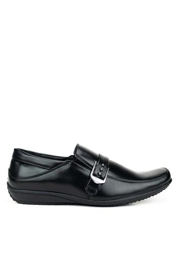 Mario D' boro Runway black Alden Formal Shoes 82A6CSH3A3DB17GS_1