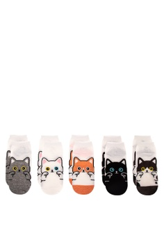 b12d048619 Kiss Socks for Women | Shop Kiss Socks Online on ZALORA Philippines